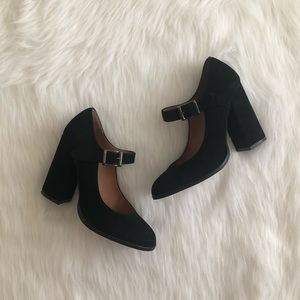[steve madden] veronica block heels